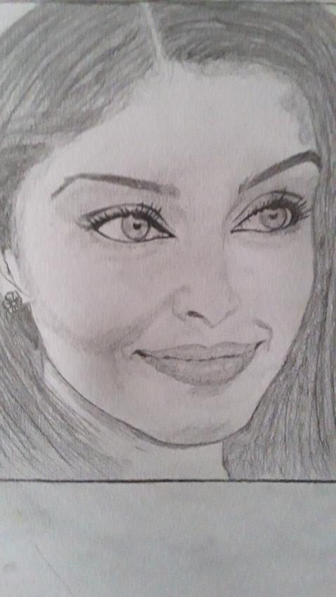 Aishwarya Rai by vineeta7